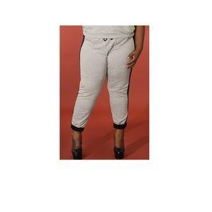 Pants - Plus size joggers